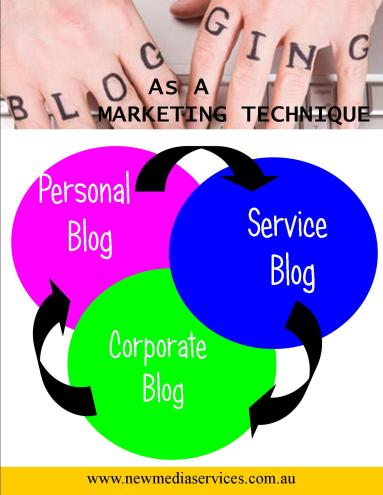 company blogs